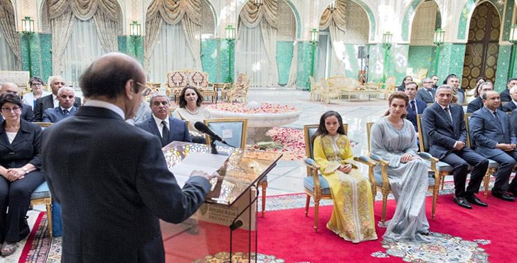Rabat : La Princesse Lalla Salma reçoit la médaille d'or de l'OMS