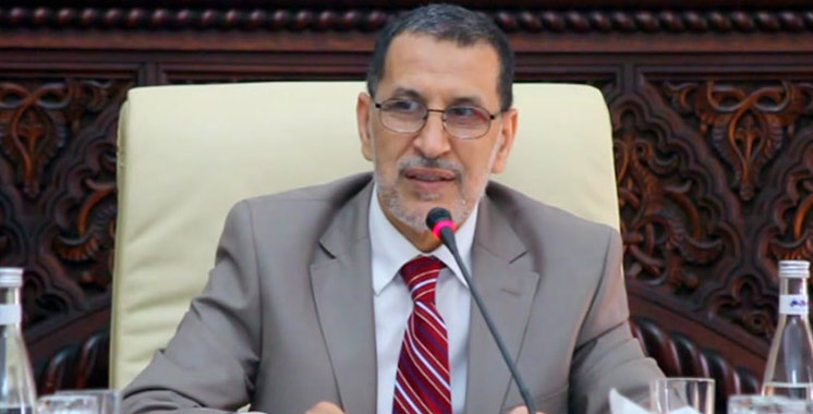 M. El Othmani déplore la décision américaine de reconnaitre Al Qods capitale d'Israël