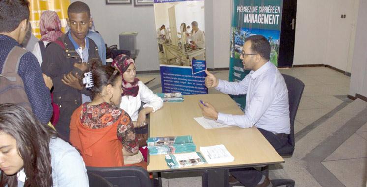 L'Université Internationale de Laâyoune veut donner plus de visibilité aux bacheliers