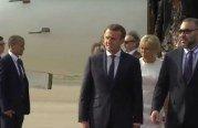 Vidéo : Arrivée au Maroc du Président français Emmanuel Macron