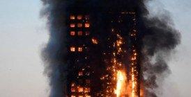 Vidéo: Plusieurs morts dans un incendie à Londres