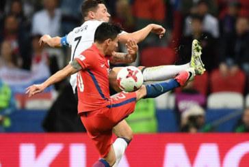 Coupe des Confédérations 2017: Allemagne et Chili se neutralisent