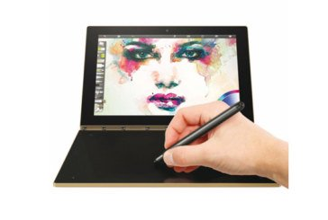Lenovo Yoga Book : Hybride entre la tablette et le PC