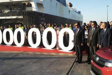 Industrie: Renault célèbre son millionième véhicule produit au Maroc