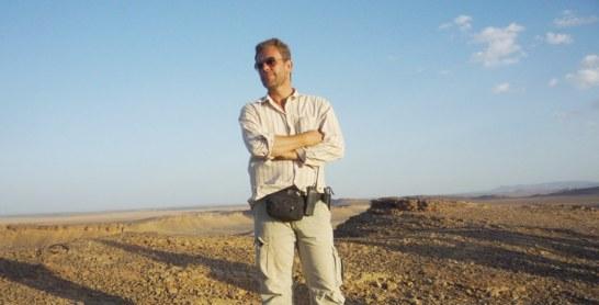 Frantz Richard: «Ouarzazate est le terrain idéal pour le tournage d'ALAD'2»