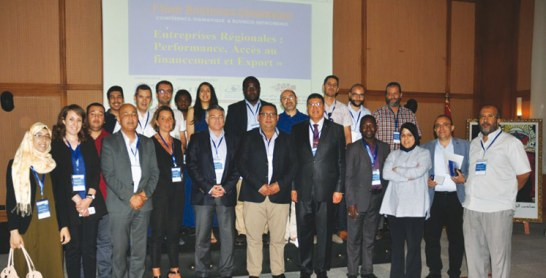 Networking et réseautage: Road show pour l'entrepreneuriat régional