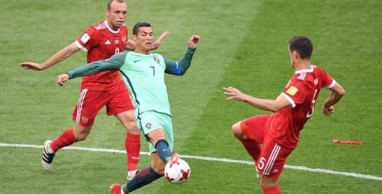 Coupe des Confédérations 2017: Le Portugal assure le minimum face à la Russie