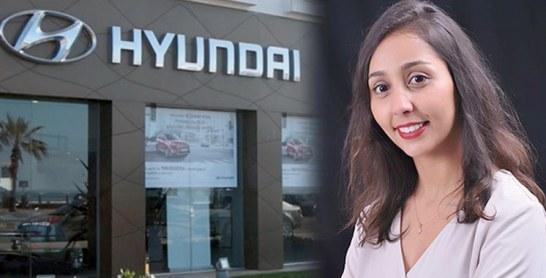 Hyndai Maroc : Sofia Sebbar nouvelle directrice marketing et communication