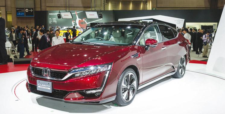 Voiture à hydrogène: Honda choisit le Danemark pour tester sa Clarity