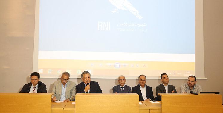 RNI : Une délégation du bureau politique dépêchée à Al-Hoceima