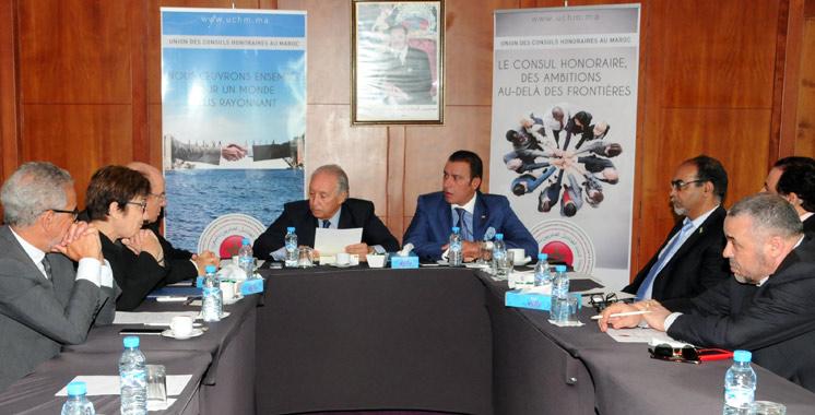 Diplomatie: Le Maroc réunit plus de 500 consuls honoraires du monde arabe