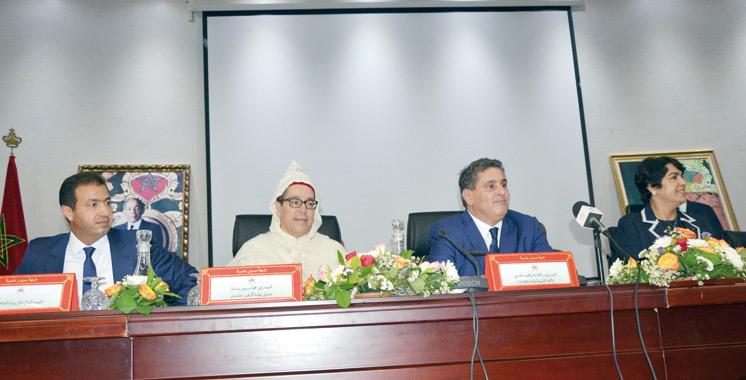 Agadir : Installation du nouveau wali de la région