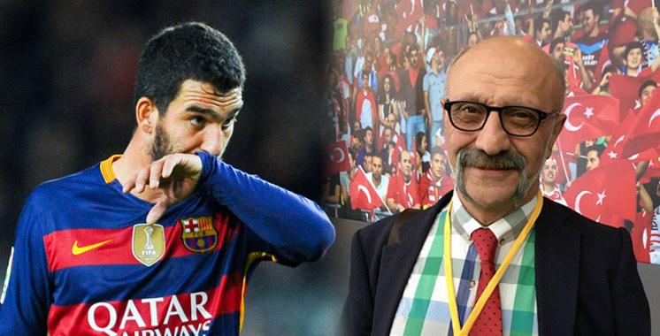 Football : Arda Turan agresse un journaliste et annonce sa retraite internationale