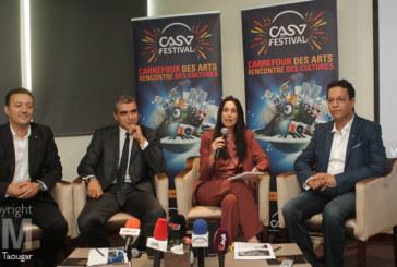 Le festival de Casablanca revient avec une programmation riche et variée