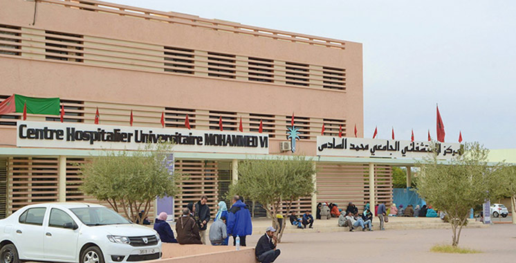 CHU Mohammed VI de Marrakech Une caravane médicale au profit  de l'Etat nigérian de Zamfara
