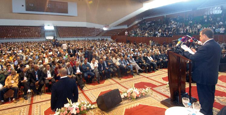 Istiqlal : La commission préparatoire  du congrès de nouveau reportée