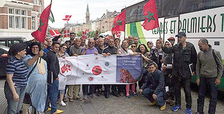 Evénement : Copenhague s'apprête à accueillir la première  semaine culturelle marocaine au Danemark