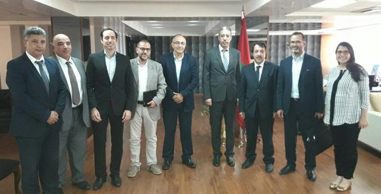 Energie : Amisole et FENELEC en conclave au département de l'énergie et des mines