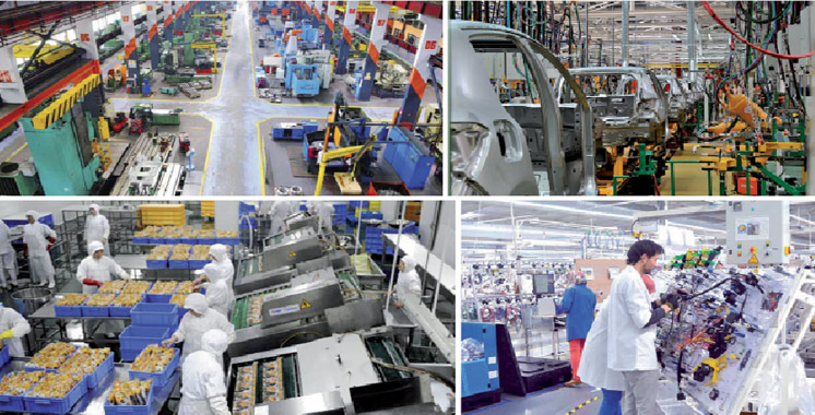 Conjoncture industrielle :  La production stagne toujours !