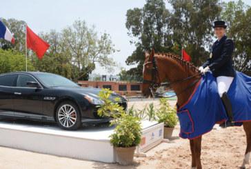 Equitation: Et de deux pour le CAFC Masters Maserati