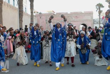 Diapo : Lancement de la 20è édition du Festival Gnaoua et Musiques du monde