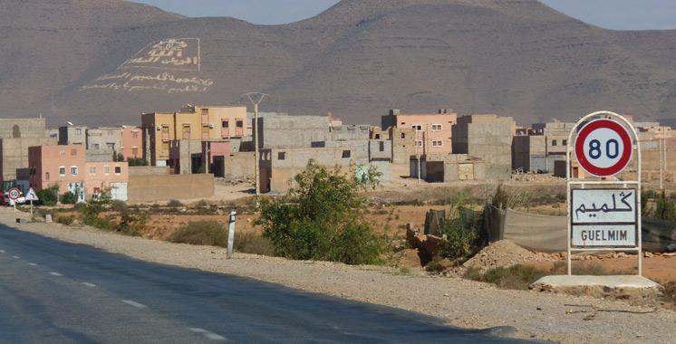 Province de Guelmim : Amara s'informe des projets d'infrastructures hydrauliques et routières