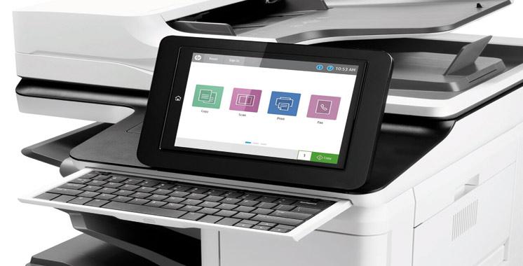 HP Inc lance une nouvelle imprimante multifonction