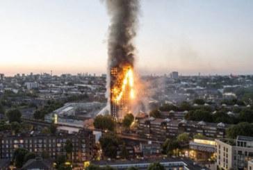 Incendie de Londres : le Bilan s'alourdit à 79 morts ou présumés morts