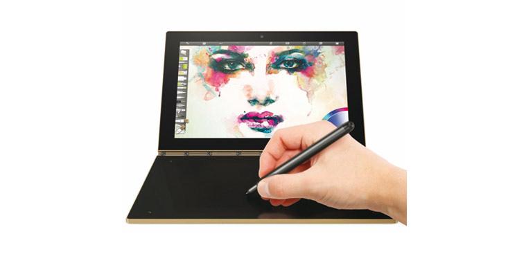 Lenovo Yoga Book : Hybride entre la tablette et le PC