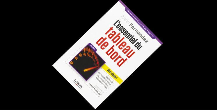 L'essentiel du tableau de bord: Méthode complète et mise en pratique avec Microsoft Excel,  de Alain Fernandez