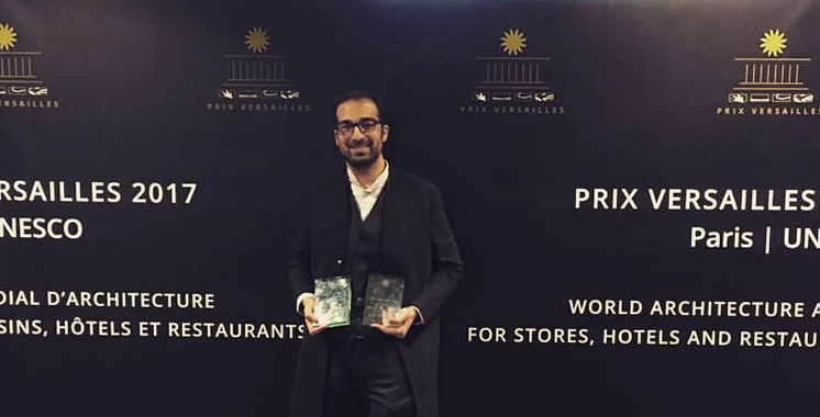Paris : L'architecte marocain Lotfi Sidirahal récompensé au siège de l'UNESCO à Paris