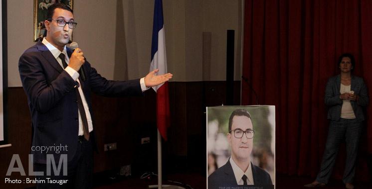Législatives Françaises : M'jid El Guerrab élu à la 9ème circonscription