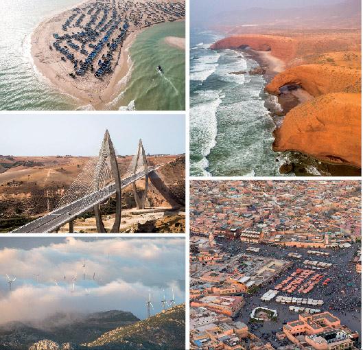 Le business de Yann Arthus-Bertrand dans le Maghreb