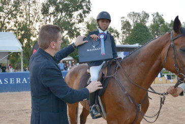 Sports hippiques: Maserati sponsor officiel du CAFC-Masters