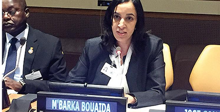 Plan Halieutis : Les piliers répondent directement aux objectifs de développement durable