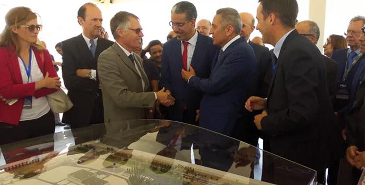 L'usine Peugeot-Citroën nourrit de grandes ambitions au Maroc