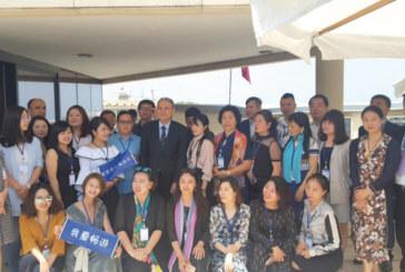 Tourisme : Des décideurs chinois en visite au Maroc
