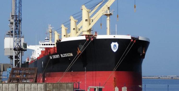 Saisie du navire «NM Cherry Blossom» : Le Groupe OCP dénonce les tentatives du polisario