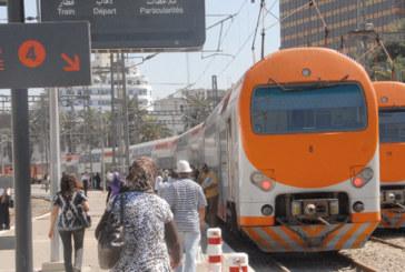 Lancement des travaux de mise à niveau des installations ferroviaires du triangle  de Casablanca