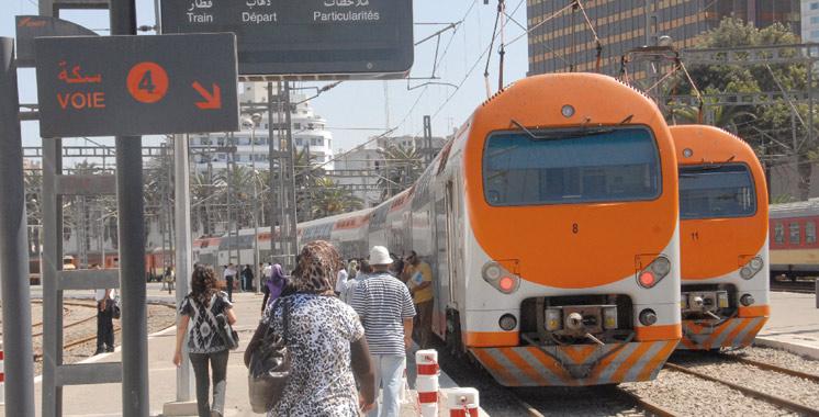 ONCF : Prêt de 128,1 millions d'euros pour  l'acquisition de locomotives
