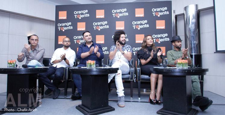 Concours: «Orange T@lent» : La nouvelle plate-forme de révélation des talents
