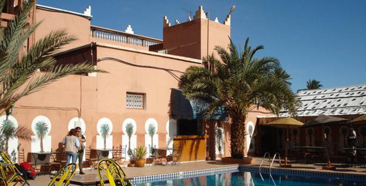 Ouarzazate: Baisse des nuitées touristiques dans les hôtels classés en 2016
