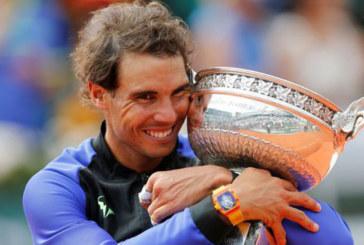Roland-Garros: Rafael Nadal titré pour la 10è fois