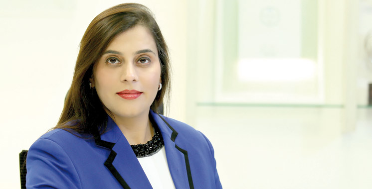 Renu Misra, nouvelle présidente de Grohe  Moyen-Orient, Afrique et Est de la Méditerranée