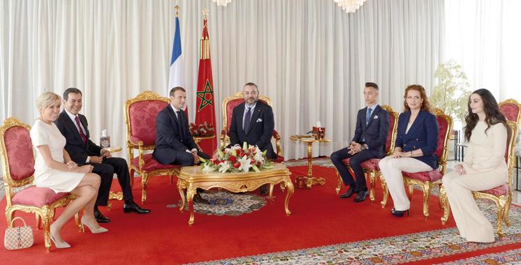 Visite d'Emmanuel Macron à Rabat: Le continent africain au centre des préoccupations du Maroc et de la France