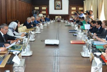 Le gouvernement élabore un programme pour faire le suivi des différents projets régionaux