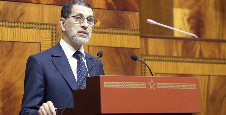 El Othmani joue la carte du terrain: Il a appelé les membres du gouvernement à visiter les zones souffrant de déficit