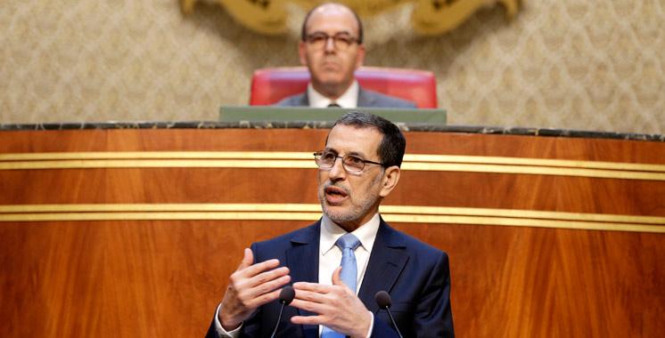 El Othmani : «Nous allons évaluer les programmes Tayssir et Ramed»