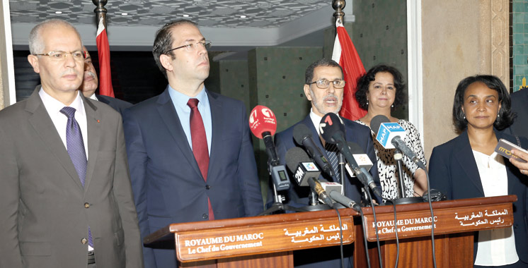 Coopération maroco-tunisienne :  10 conventions signées