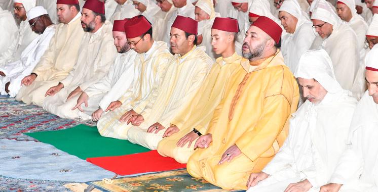 Laylat Al-Qadr : SM le Roi préside à Casablanca la veillée religieuse